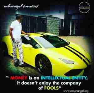"""Money Doesn't Enjoy The Company Of Fools"": Zimbabwean Pastors Flaunts Lamborghini"